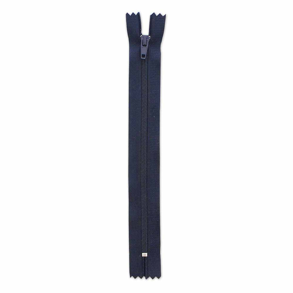 17.75cm/7in Zipper - Navy