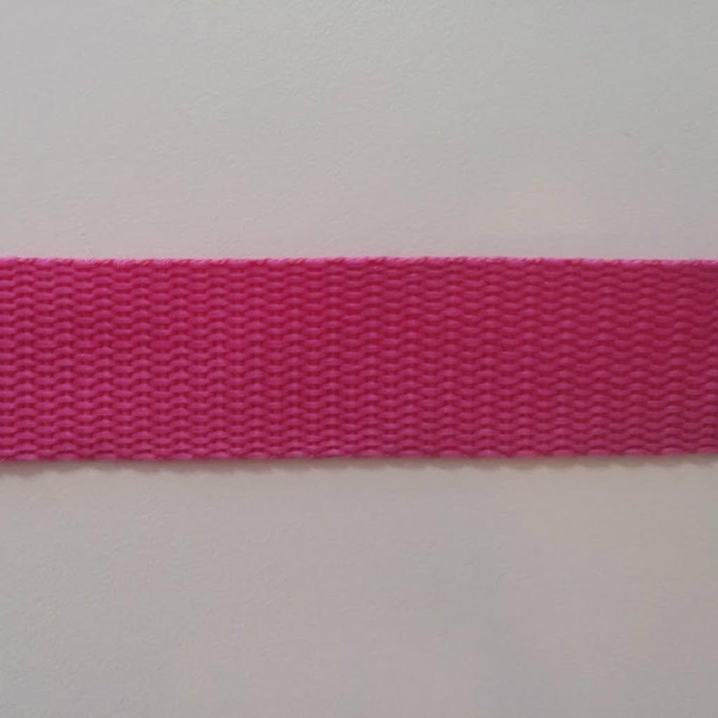 Webbing - Dark Pink