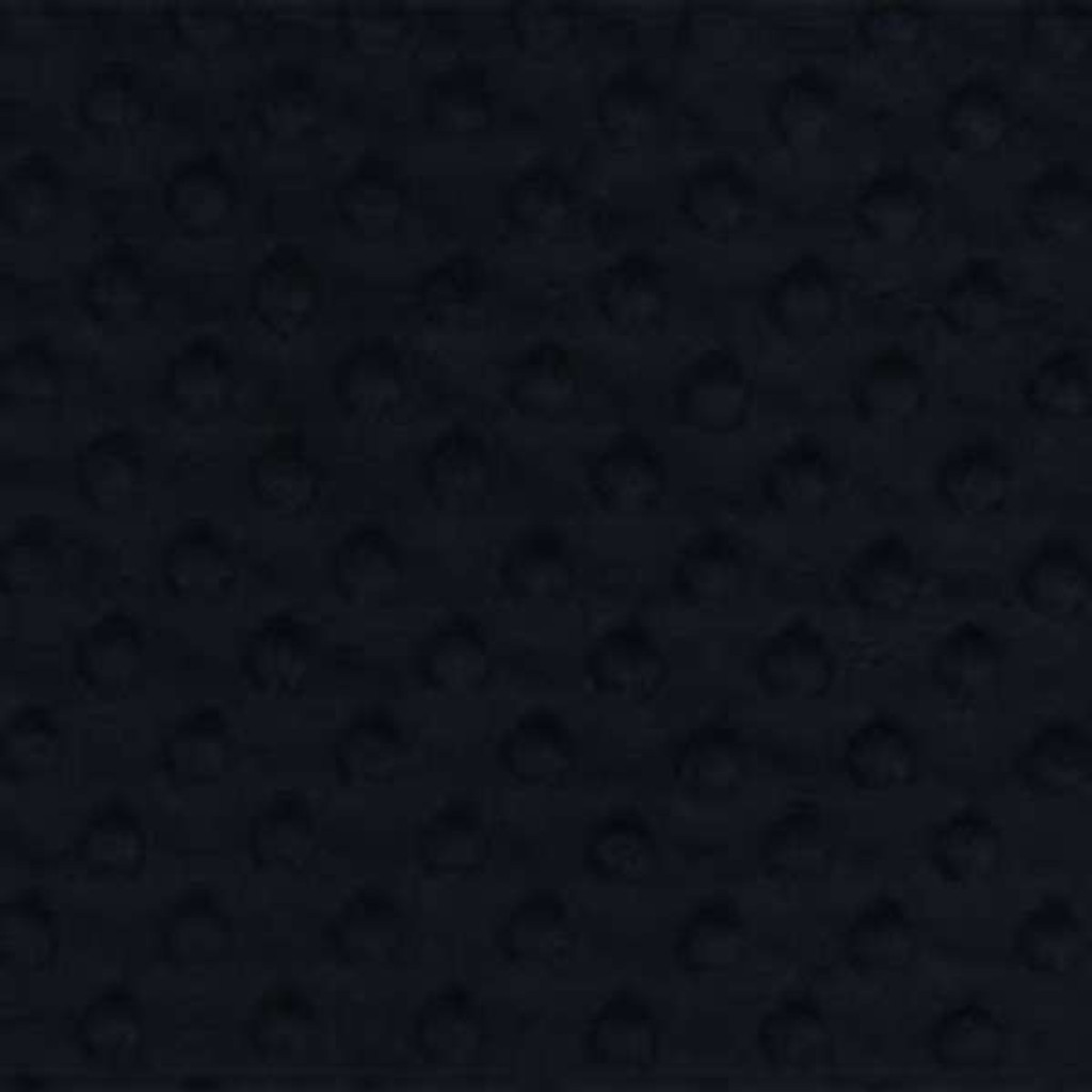 Black Dimple - Shannon Fabrics Cuddle Minky