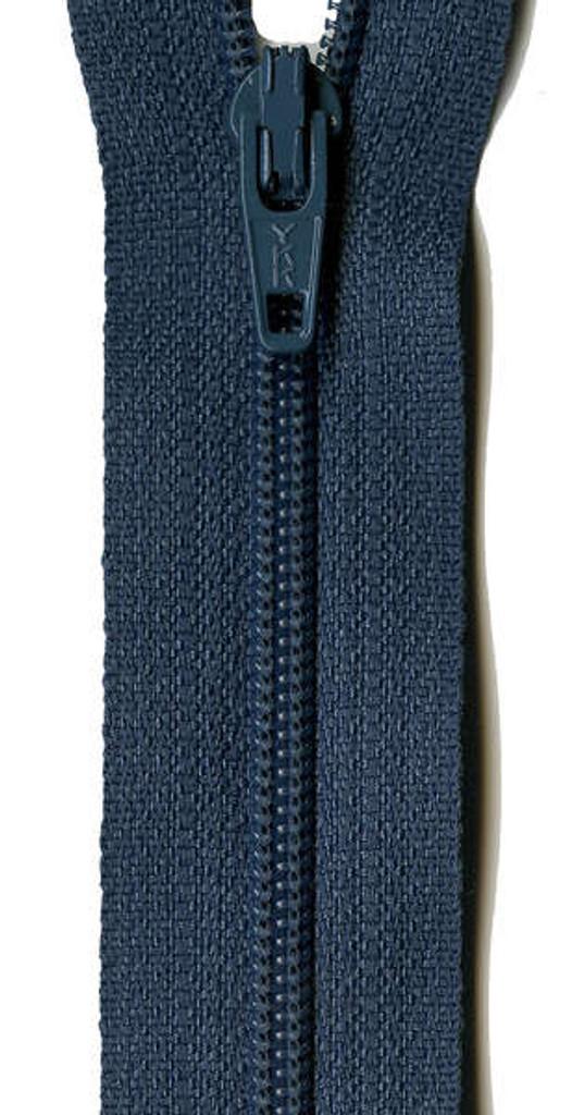 35.5cm/14in Zipper - Bristol Blue