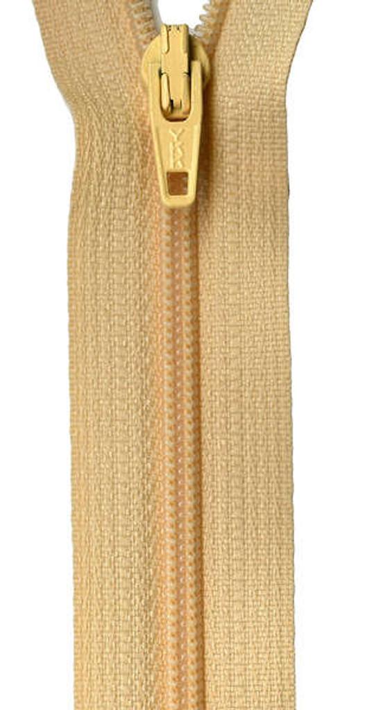 35.5cm/14in Zipper - Buttercream