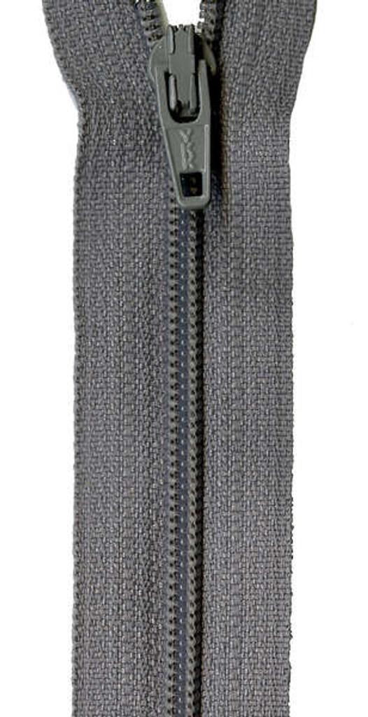 35.5cm/14in Zipper - Grey Kitty