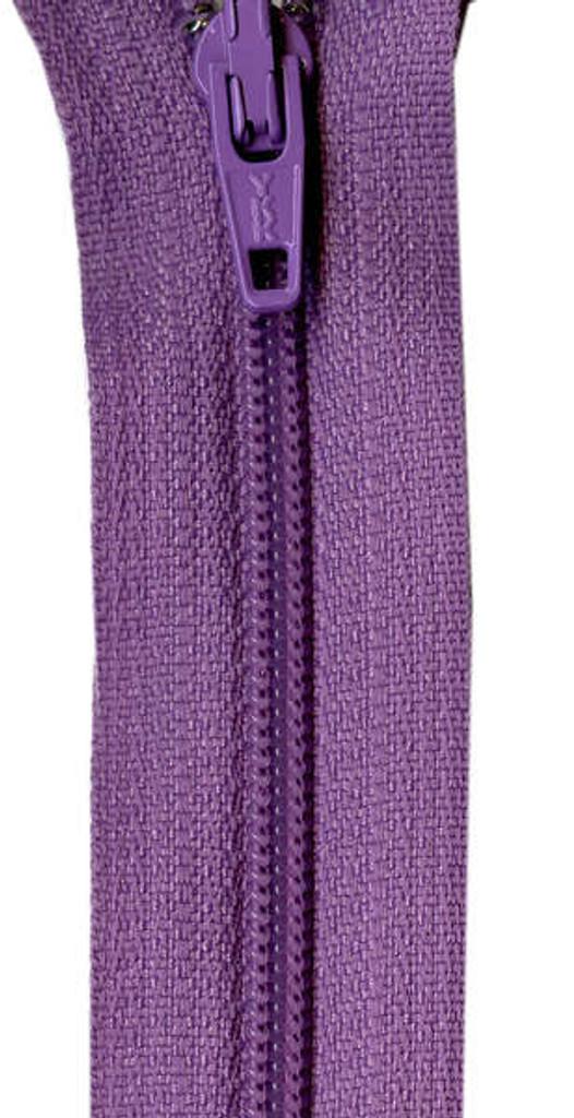 "14"" Zipper - Lilac"