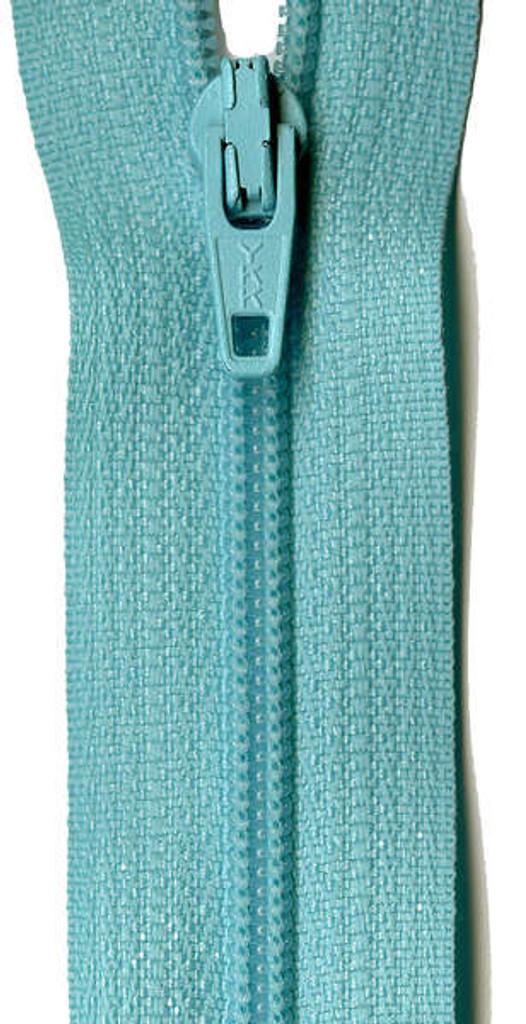 35.5cm or 14in Zipper - Misty Teal