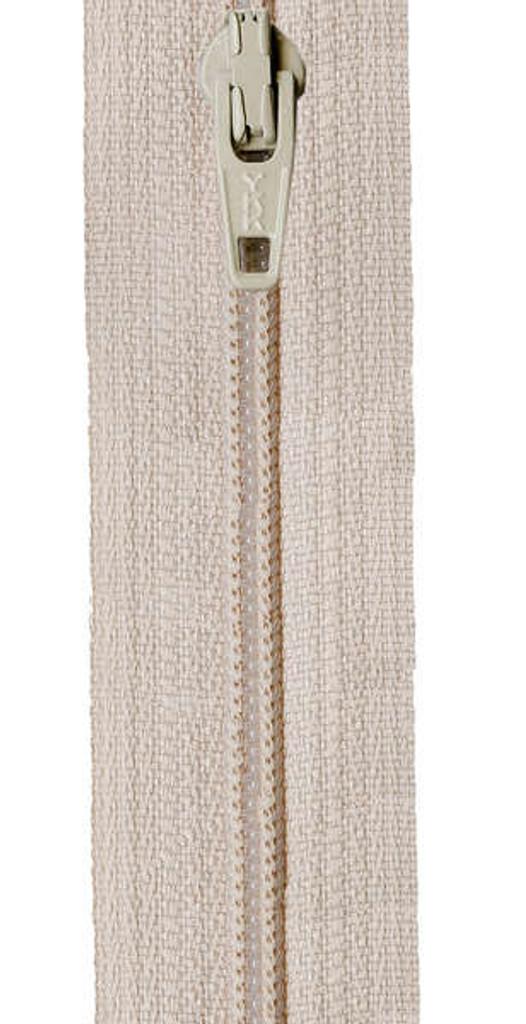 35.5cm/14in Zipper - Mushroom