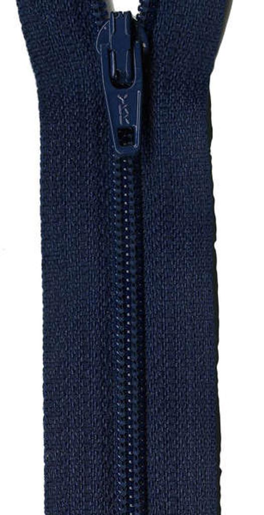 35.5cm/14in Zipper - Navy