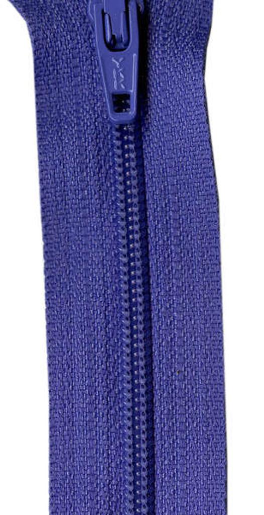 35.5cm/14in Zipper - Periwinkle