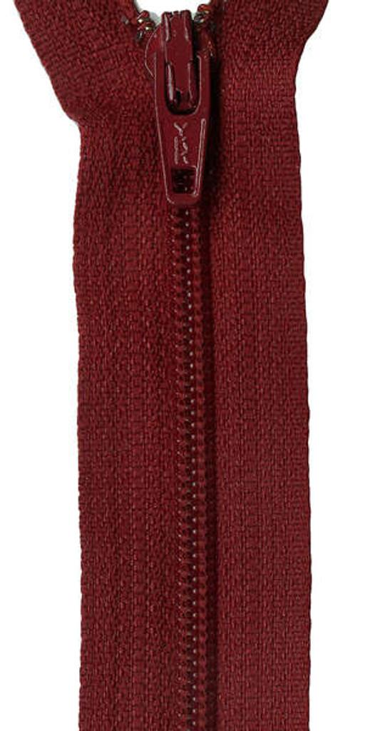"""14"""" Zipper - Shannonberry"""