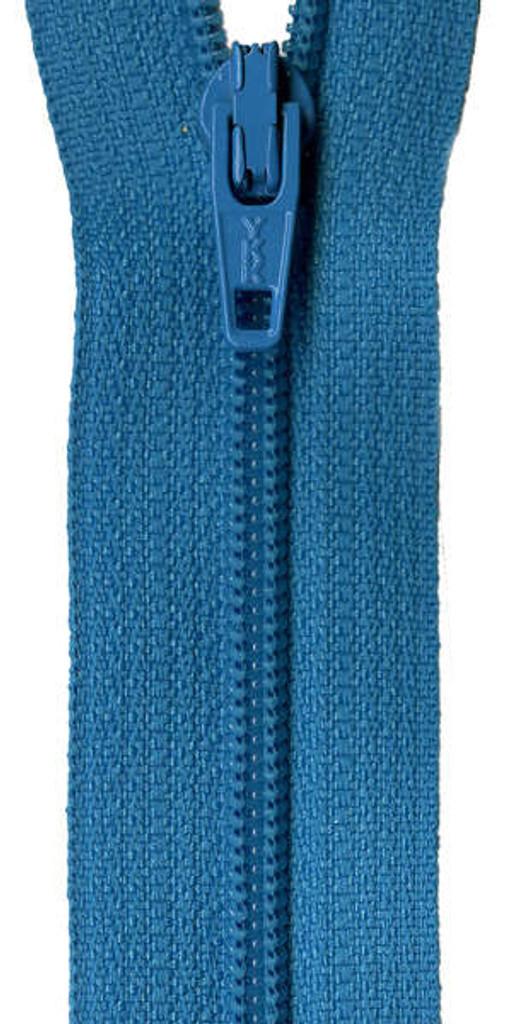 35.5cm/14in Zipper - Turquoise Splash