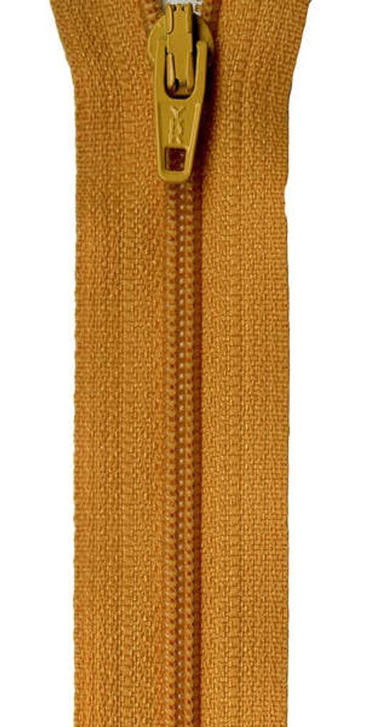 35.5cm/14in Zipper - Yukon Gold