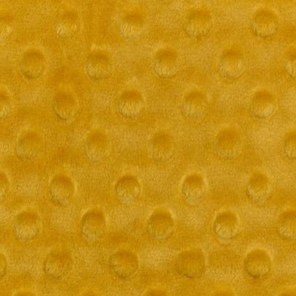 Gold Dimple - Shannon Fabrics Cuddle Minky