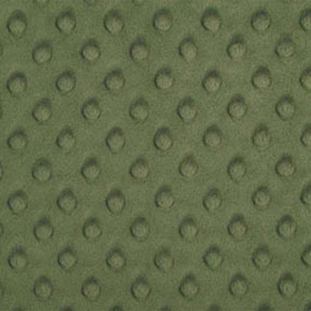 Hunter Dimple - Shannon Fabrics Cuddle Minky