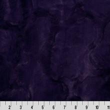 Eggplant Hide - Shannon Fabrics Cuddle Minky (lchideeggplant)