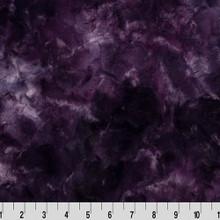 Plum Galaxy - Shannon Fabrics Cuddle Minky (lcgalaxyplum)