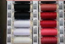 Black #10 Polyester Thread - 100m