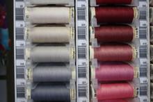 Silver #100 Polyester Thread - 100m