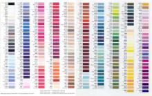 Dahlia #907 Polyester Thread - 100m