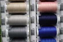 Silver #100 Polyester Thread - 250m