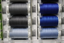 Blue Dawn #220 Polyester Thread - 250m