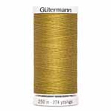 Gold #865 Polyester Thread - 250m