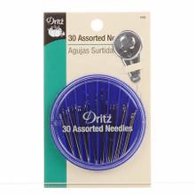 Prym Dritz Assorted Hand Needles with Threader in Dispenser 30ct