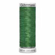 Green #235 Metallic Thread - 200m