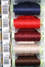 Sand #506 Polyester Top Stitching - 30m