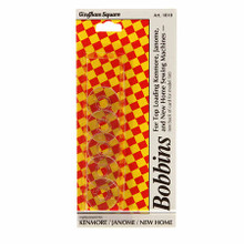 Plastic Bobbins for Kenmore/Janome/New Home - 5 count (1810)