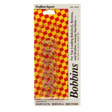 Plastic Bobbins for Babylock/Berina/Brother - 5 count (1811)