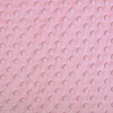 Blush Dimple Minky - Shannon Fabrics