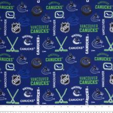 NHL Vancouver Canucks Flannel