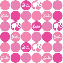 Barbie Polka Dots Pink - Riley Blake Cotton - 1/2 yard