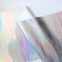 "Silver Stardust Vinyl 18x52"" Roll (Copy of SHH-STRD10)"