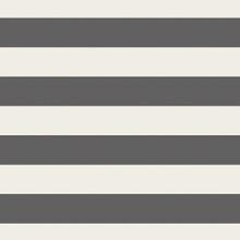 Striped Bold Graphite - Art Gallery Knit - 1/2 yard (K-ST-401)