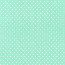 Tiny Dots - Mint - Robert Kaufman Flannel - 1/2 yard (FIN925532)