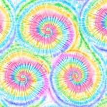 Pastel Tye Dye - Timeless Treasures Cotton - 1/2 yard