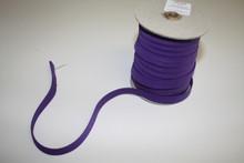 "Purple Double fold Bias Tape 1/2"" - 1/2 yard"