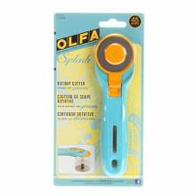 Splash 45mm Rotary Cutter - Aqua