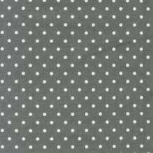 Tiny Dots - Grey - Robert Kaufman Flannel - 1/2 yard