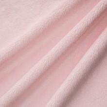 Blush Smooth - Shannon Fabrics Cuddle Minky - 1/2 yard