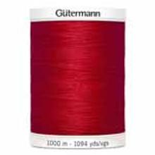 Scarlet #410 Polyester Thread - 1000m