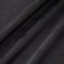 "90"" Black Smooth - Shannon Fabrics Cuddle Minky"