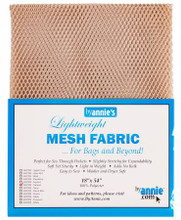 """Mesh Lite Weight Natural - 18x54"""" package"""