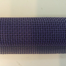 Purple Vinyl Bag Mesh Roll