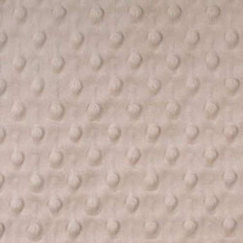 Latte Dimple - Shannon Fabrics Cuddle Minky