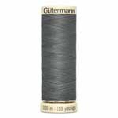 Rail Grey #115 Polyester Thread - 100m