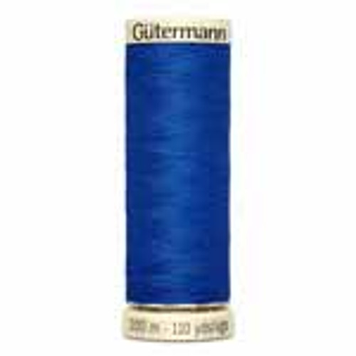Cobalt Blue #251 Polyester Thread - 100m