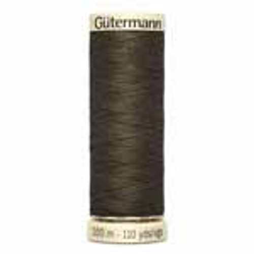 Bitter Chocolate #580 Polyester Thread - 100m