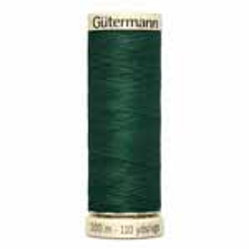 Dark Green #788 Polyester Thread - 100m