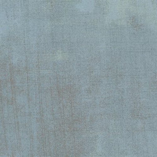 Avalanche Grunge (Blue) - Moda Cotton - (530150-84)
